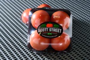 Scott Street Tomato House
